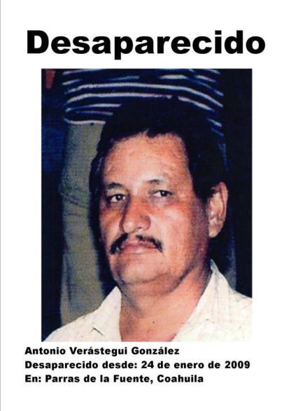 Antonio Verástegui González